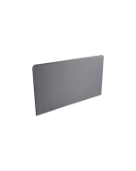 Bench partition panel